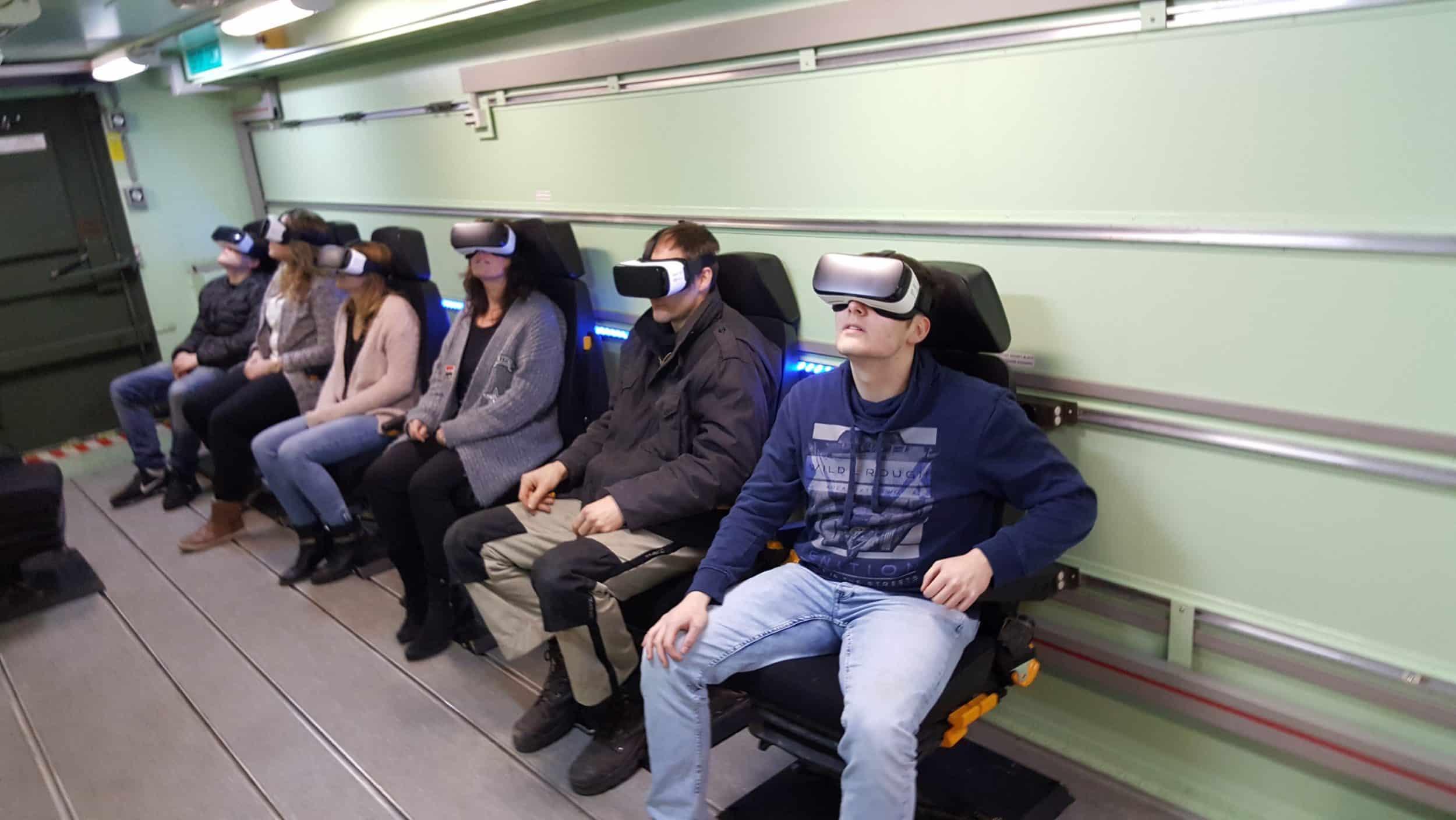 Virtual reality experience mobiel op uw school?